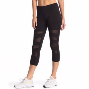 BCBGMaxAzria Other - BCBG Mesh Panel Workout Set